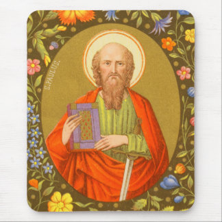St. Paul the Apostle (PM 06) Mouse Pad