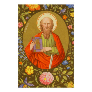 St. Paul the Apostle (PM 06) Poster #2