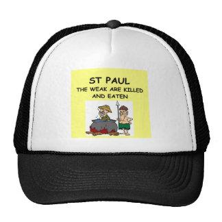 ST PAUL TRUCKER HAT