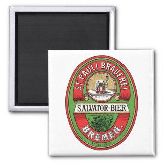 St. Pauli Brauerei Magnet