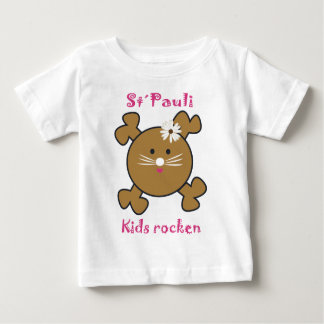St. Pauli kids rock Baby T-Shirt