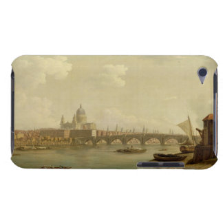 St. Paul's and Blackfriars Bridge, London, c.1770- Case-Mate iPod Touch Case