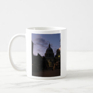 St. Paul's Cathedral at Twilight mug