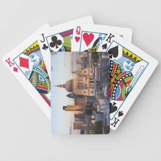 St Paul's Cathedral Bicycle Playing Cards