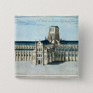 St. Paul's Cathedral Button