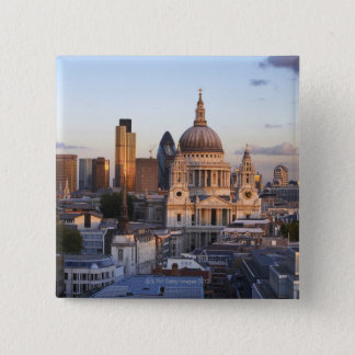 St Paul's Cathedral Button