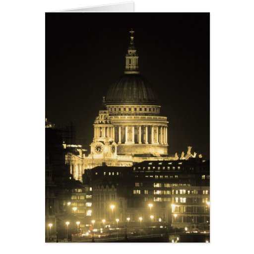 St Paul's Cathedral Cards