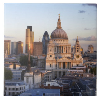 St Paul's Cathedral Ceramic Tile