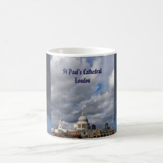 St Paul's Cathedral Classic White Coffee Mug