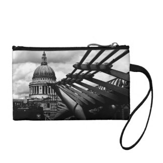 St Pauls Cathedral Coin Wallet
