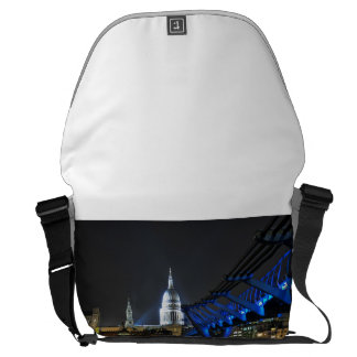 St Pauls Cathedral Courier Bag