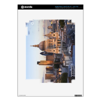 St Paul's Cathedral Decal For iPad 3