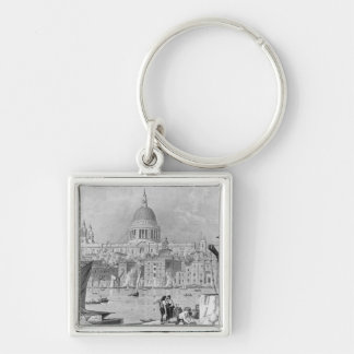 St. Paul's Cathedral Keychain
