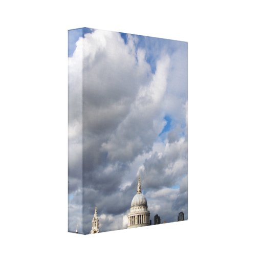 St Paul's Cathedral - London Canvas Print