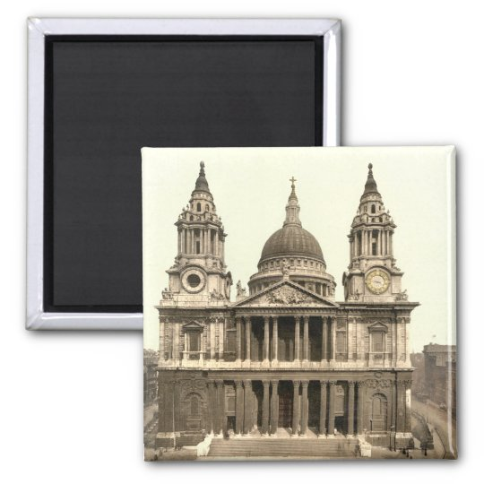St Paul's Cathedral, London, England Magnet
