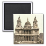 St Paul's Cathedral, London, England Magnets