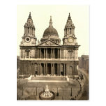 St Paul's Cathedral, London, England Post Cards