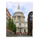 St.Paul's Cathedral, London Postcard