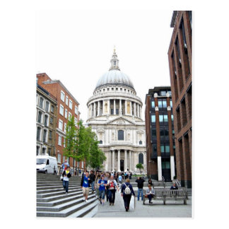 St Paul's Cathedral, London Postcard