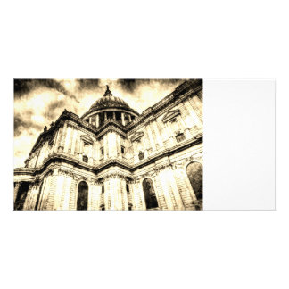 St Paul's Cathedral London Vintage Card