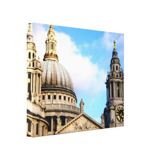 St Paul's Cathedral, London, Wrapped Canvas