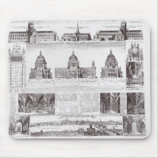 St. Paul's Cathedral Mouse Pad