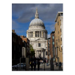 St Paul's Cathedral Post Card