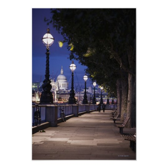 St. Paul's Cathedral Poster