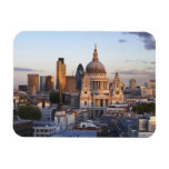 St Paul's Cathedral Rectangular Photo Magnet
