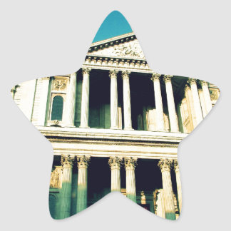 St. Paul's Cathedral Star Sticker
