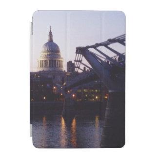 St Paul's Cathedral & the Millennium Bridge iPad Mini Cover