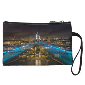 St Pauls Cathedral Wristlet Wallet
