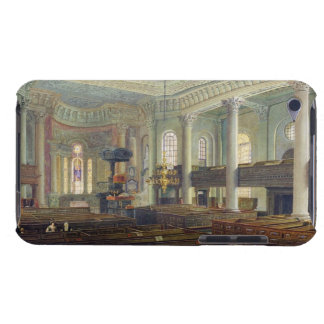 St. Paul's, Deptford (w/c on paper) iPod Touch Case-Mate Case