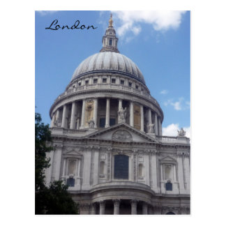 st pauls dome high postcards