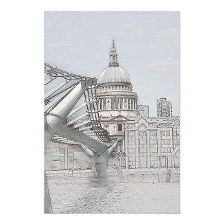 St Pauls Photo Print