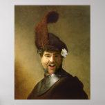 St. Paul's Portraiture - Feather, Flower, Fabulous Print