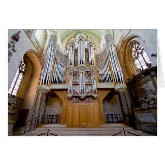 St Paulus, Münster Card