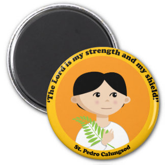 St. Pedro Calungsod Magnet