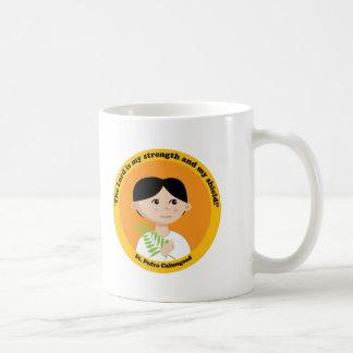 St. Pedro Calungsod Classic White Coffee Mug