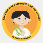 St. Pedro Calungsod Stickers