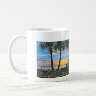 """ST. PETE BEACH"" CLASSIC WHITE COFFEE MUG"