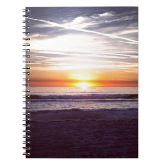 St. Pete Beach sunset.jpg Notebook