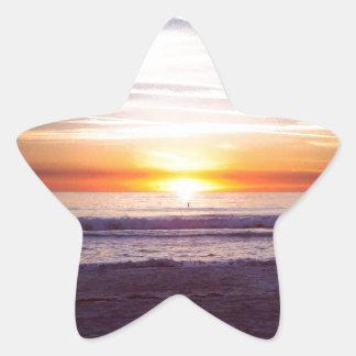 St. Pete Beach sunset.jpg Star Sticker