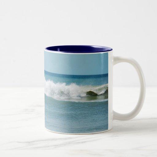 St. Pete Beach Two-Tone Coffee Mug