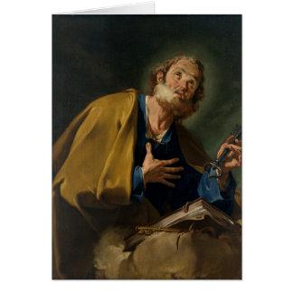 St. Peter 2 Card