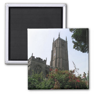 St Peter Ad Vincula church Combe Martin Devon UK Magnets