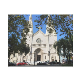St. Peter and Paul's Church Gallery Wrapped Canvas