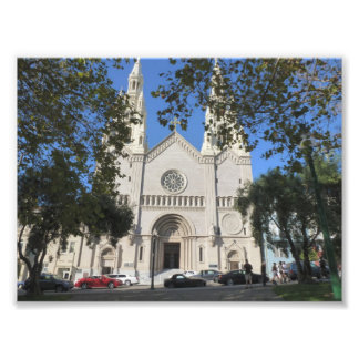 St. Peter and Paul's Church Photo Print