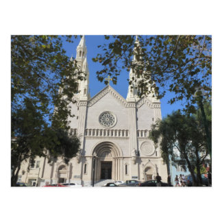 St. Peter and Paul's Church Post Card