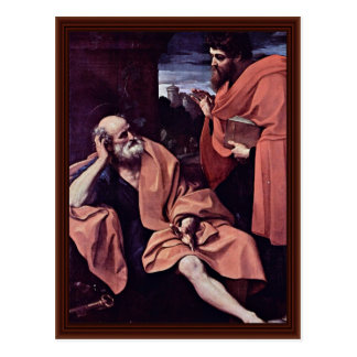 St. Peter And St. Paul By Reni Guido Post Card